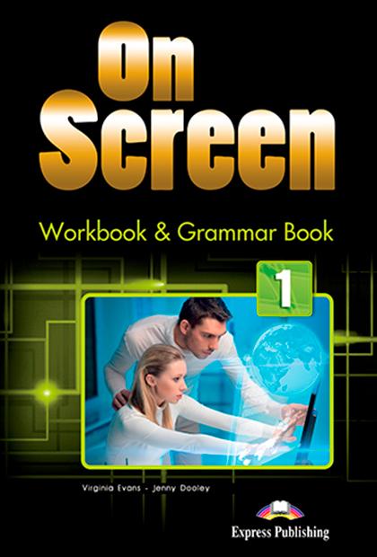 ON SCREEN 1 Livro de Exercícios e Gramática + Digibooks