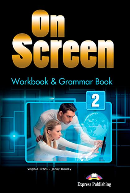 ON SCREEN 2 Livro de Exercícios e Gramática + Digibooks