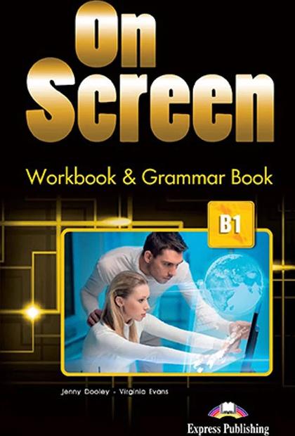 ON SCREEN B1 Livro de exercícios e Gramática + Digibooks
