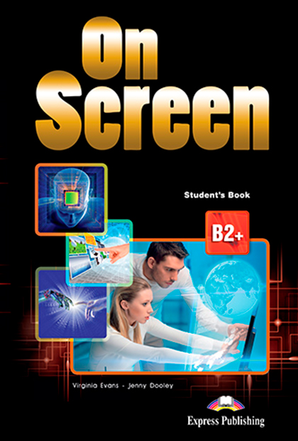 ON SCREEN B2+ Livro do Aluno + ebook + Digibooks