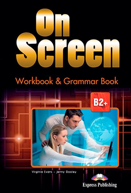 ON SCREEN B2+ Livro de Exercícios e Gramática + Digibooks