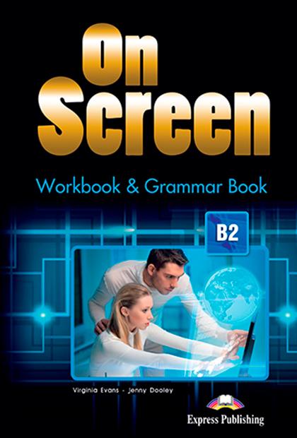 ON SCREEN B2 Livro de Exercícios e Gramática + Digibooks
