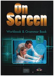 ON SCREEN C1 Livro de exercícios e Gramática + Digibooks