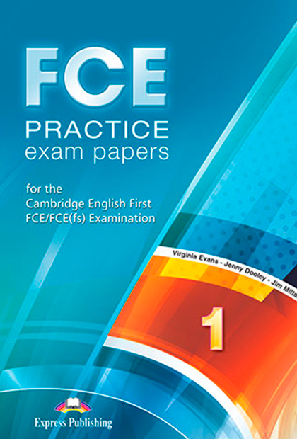 FCE PRACT.EXAM PAPERS 1 Livro do Aluno + Digibooks