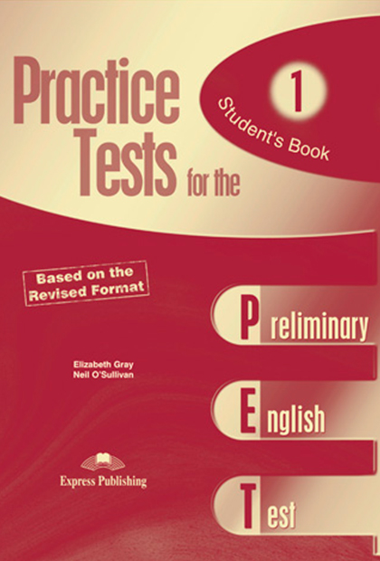 PET PRACTICE TESTS Livro do Aluno