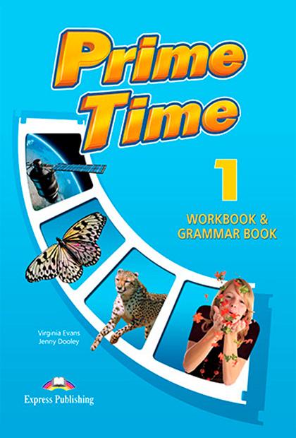 PRIME TIME 1 Livro de exercícios e gramática + Digibooks