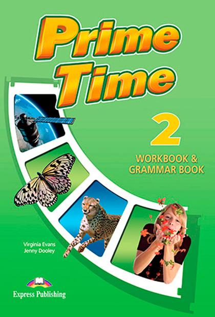PRIME TIME 2 Livro de exercícios e gramática + Digibooks