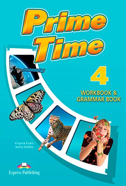 PRIME TIME 4 Livro de exercícios e gramática + Digibooks