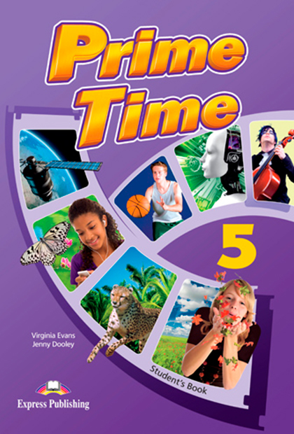 PRIME TIME 5 Livro do Aluno + ebook