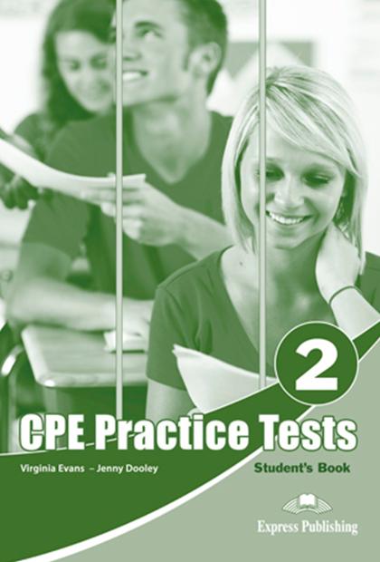 PRACT. TESTS FOR CPE 2 Livro do Aluno + Digibooks