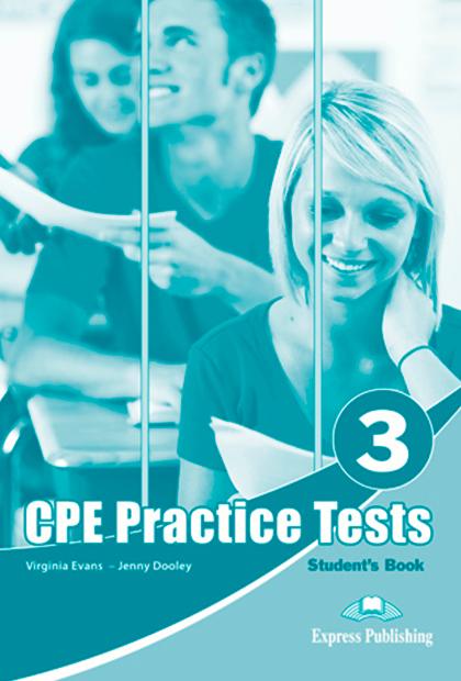 PRACT. TESTS FOR CPE 3 Livro do Aluno + Digibooks