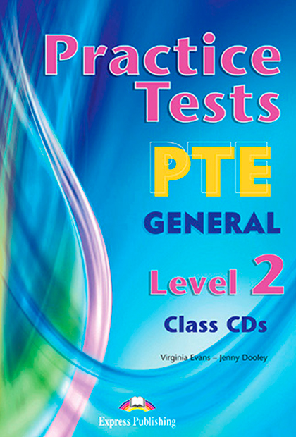 PRACTICE TESTS PTE LEVEL 2 CD áudio (3)