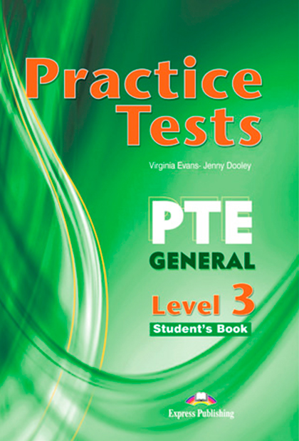PRACTICE TESTS PTE LEVEL 3 Livro do Aluno + Digibooks