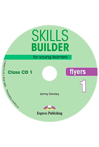 SKILLS BUILDER FLYERS 1 CD áudio (2)