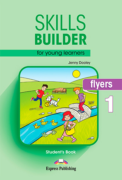 SKILLS BUILDER FLYERS 1 Livro do Aluno