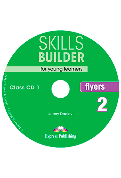 SKILLS BUILDER FLYERS 2 CD áudio (2)