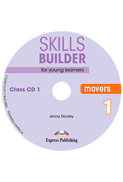 SKILLS BUILDER MOVERS 1 CD áudio (2)