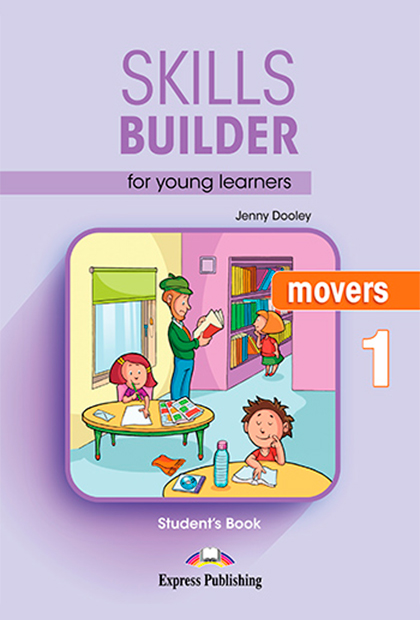 SKILLS BUILDER MOVERS 1 Livro do Aluno