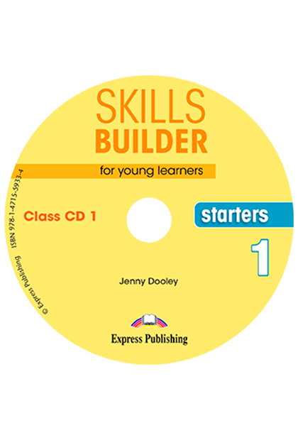 SKILLS BUILDER STARTERS 1 CD áudio (2)
