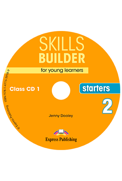 SKILLS BUILDER STARTERS 2 CD áudio (2)