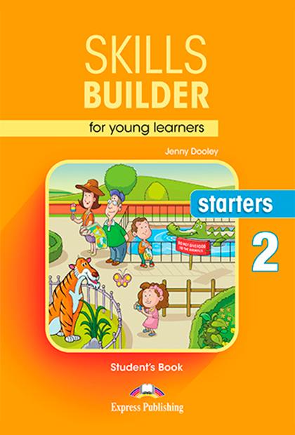 SKILLS BUILDER STARTERS 2 Livro do Aluno
