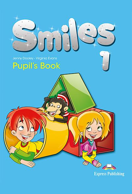 SMILES 1 Livro do aluno + ebook
