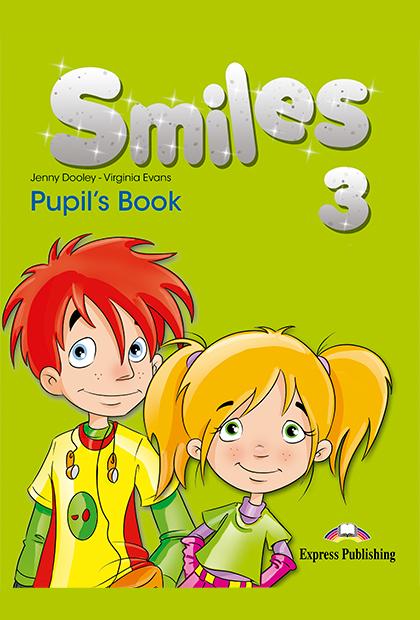 SMILES 3 Livro do aluno + ebook