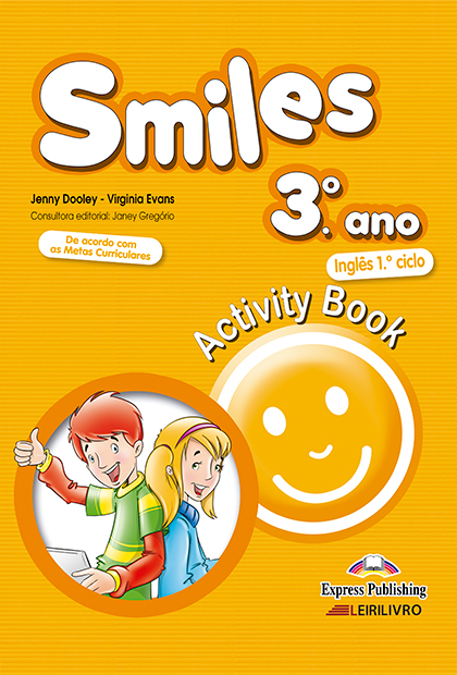 SMILES 3.º ANO Livro de atividades & Picture Dictionary