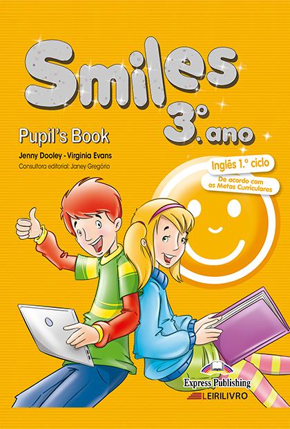SMILES 3.º ANO Livro do aluno + Licença digital + Digibooks