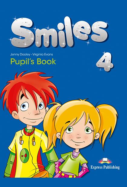 SMILES 4 Livro do aluno + ebook