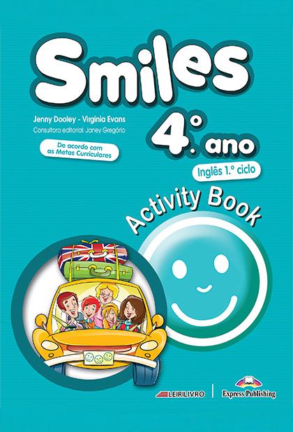 SMILES 4.º ANO Livro de atividades & Picture Dictionary