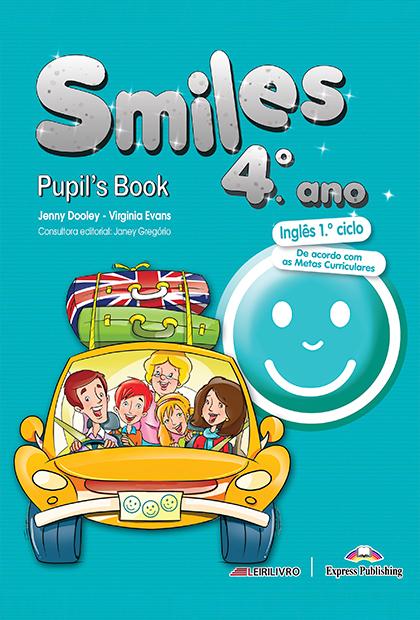 SMILES 4.º ANO Livro do aluno + Licença digital + Digibooks