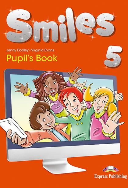 SMILES 5 Livro do aluno + ebook