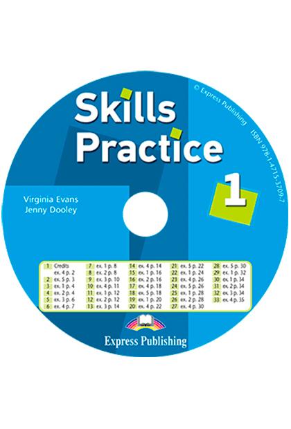 SKILLS PRACTICE 1 CD áudio