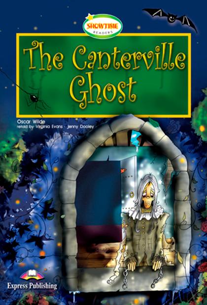THE CANTERVILLE GHOST Livro de leitura + CD áudio + DVD + Aplicação