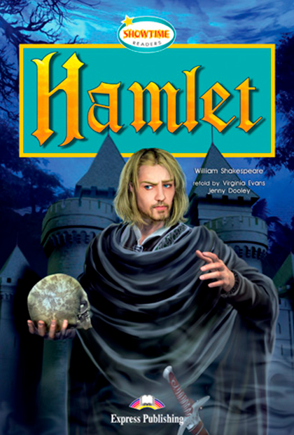 HAMLET Livro de Leitura + CD áudio