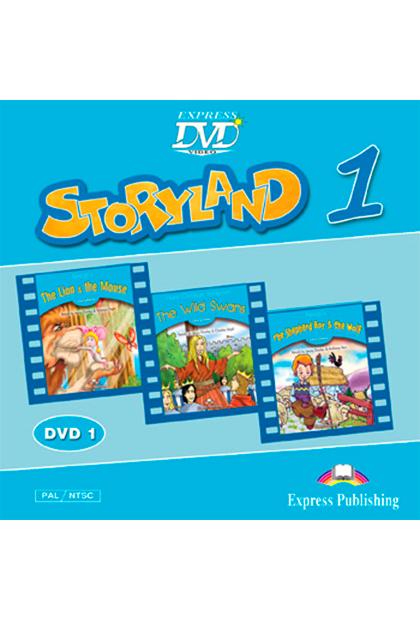 STORYLAND 1 DVD