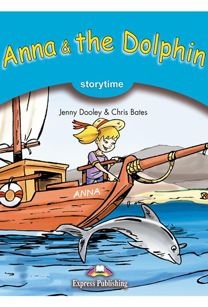 ANNA & THE DOLPHIN Livro de leitura + aplicação