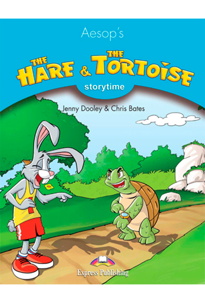 THE HARE & THE TORTOISE Livro de leitura + aplicação