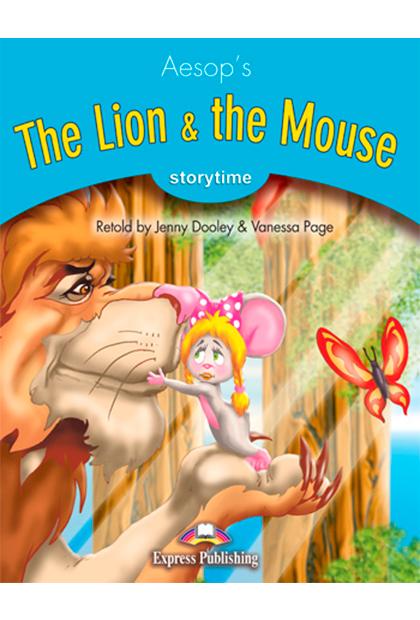 THE LION & THE MOUSE Livro de leitura + aplicação