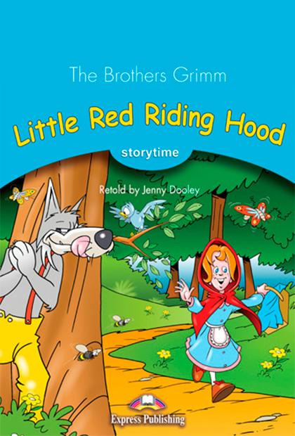 LITTLE RED RIDING HOOD Livro de leitura + aplicação