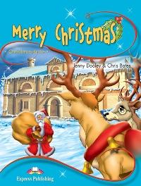 MERRY CHRISTMAS Livro de Leitura + aplicação
