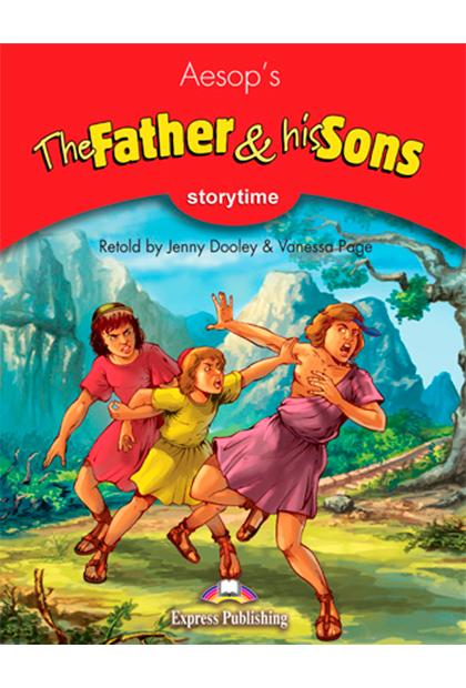 THE FATHER & HIS SONS Livro de leitura + aplicação