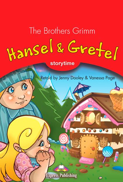 HANSEL & GRETEL Livro de leitura + aplicação