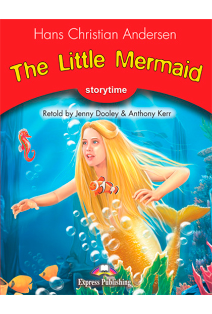 THE LITTLE MERMAID Livro de leitura + Digibooks