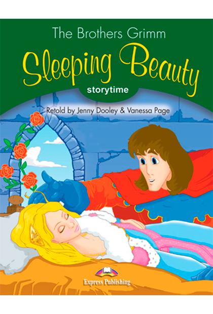 SLEEPING BEAUTY Livro de leitura + aplicação