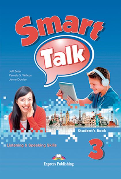 SMART TALK 3 Livro do aluno