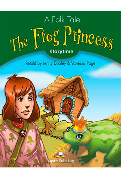 THE FROG PRINCESS Livro de leitura + aplicação