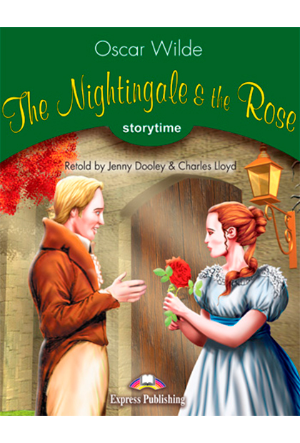 THE NIGHTINGALE & ROSE Livro de leitura + aplicação
