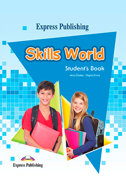 SKILLS WORLD Livro do aluno
